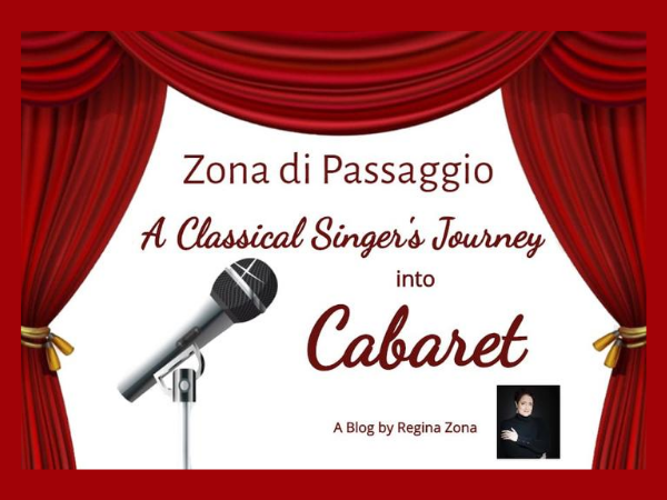 A Whole New World – The Classical Singer's Guide to Cabaret